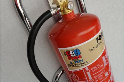 Fire Extinguisher Sales and Service with no hidden extras